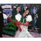 "Fohner-Bihack ""Flamenco Tänzerin VIII"""