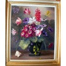 "Göbl-Wahl ""Frühlingsblumen in Vase"""