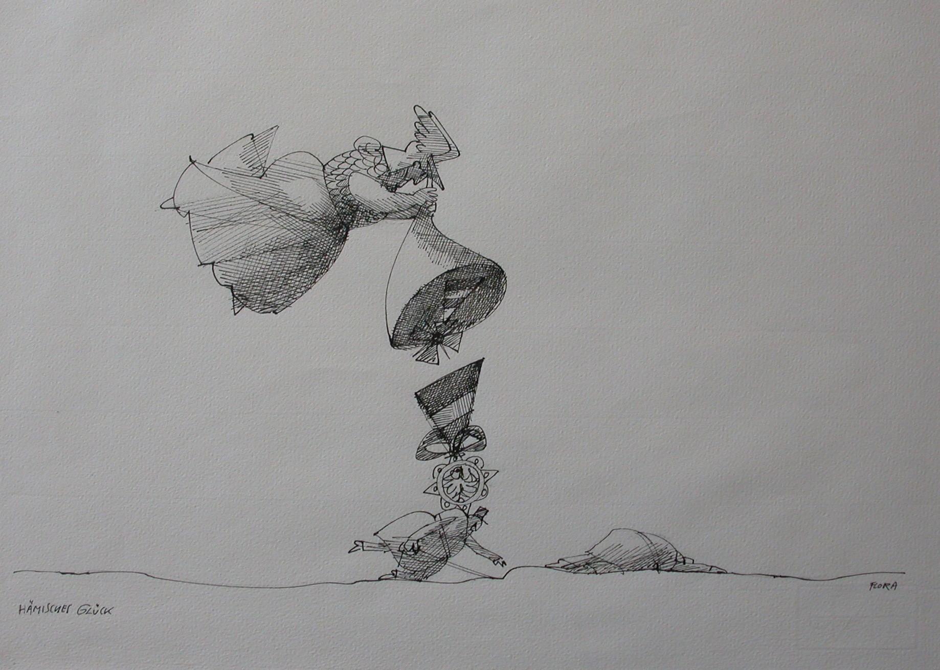 """Flora """"Hämisches Glück"""""""