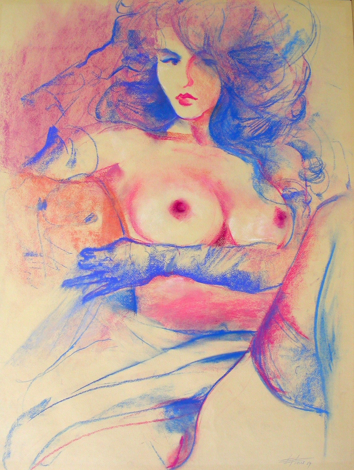 """Preiss """"Erotische Schönheit"""""""