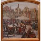 """Geller """"Städtischer Marktplatz"""""""