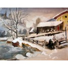 "Huber ""Winter in Wagrain"""