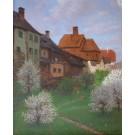 "Ranzoni ""Frühlingsdorf in der Wachau"""