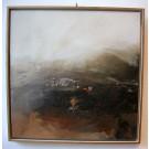 """Almbauer """"Landschaft, abstrakt"""""""