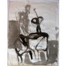 "Anzinger ""Figur,1985"""