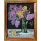 """Figura """"Blumenstrauß in Vase"""""""