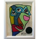 """Keil """"Hommage an Pablo Picasso"""""""